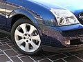 2005 Holden Vectra (ZC MY05) CDX hatchback (2007-09-29) 02.jpg