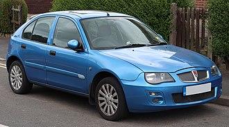 Rover 200 / 25 - Rover 25