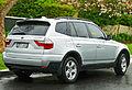 2006-2008 BMW X3 (E83) 2.5si wagon (2011-10-25) 02.jpg