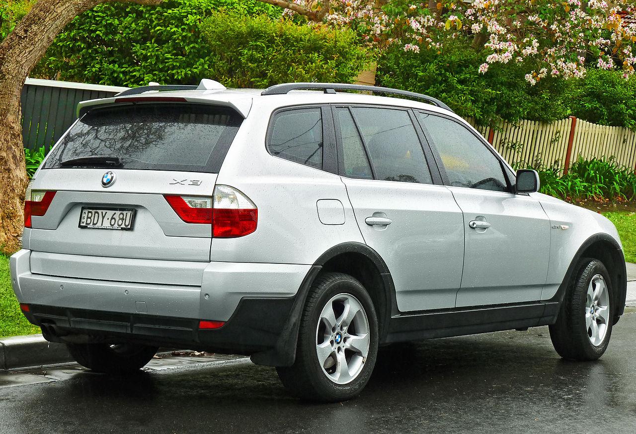 File BMW X E Si Wagon Jpg - 2008 bmw price