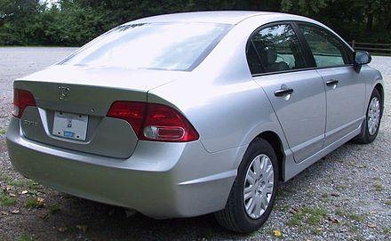 2006 2008 Honda Civic Dx G Canada