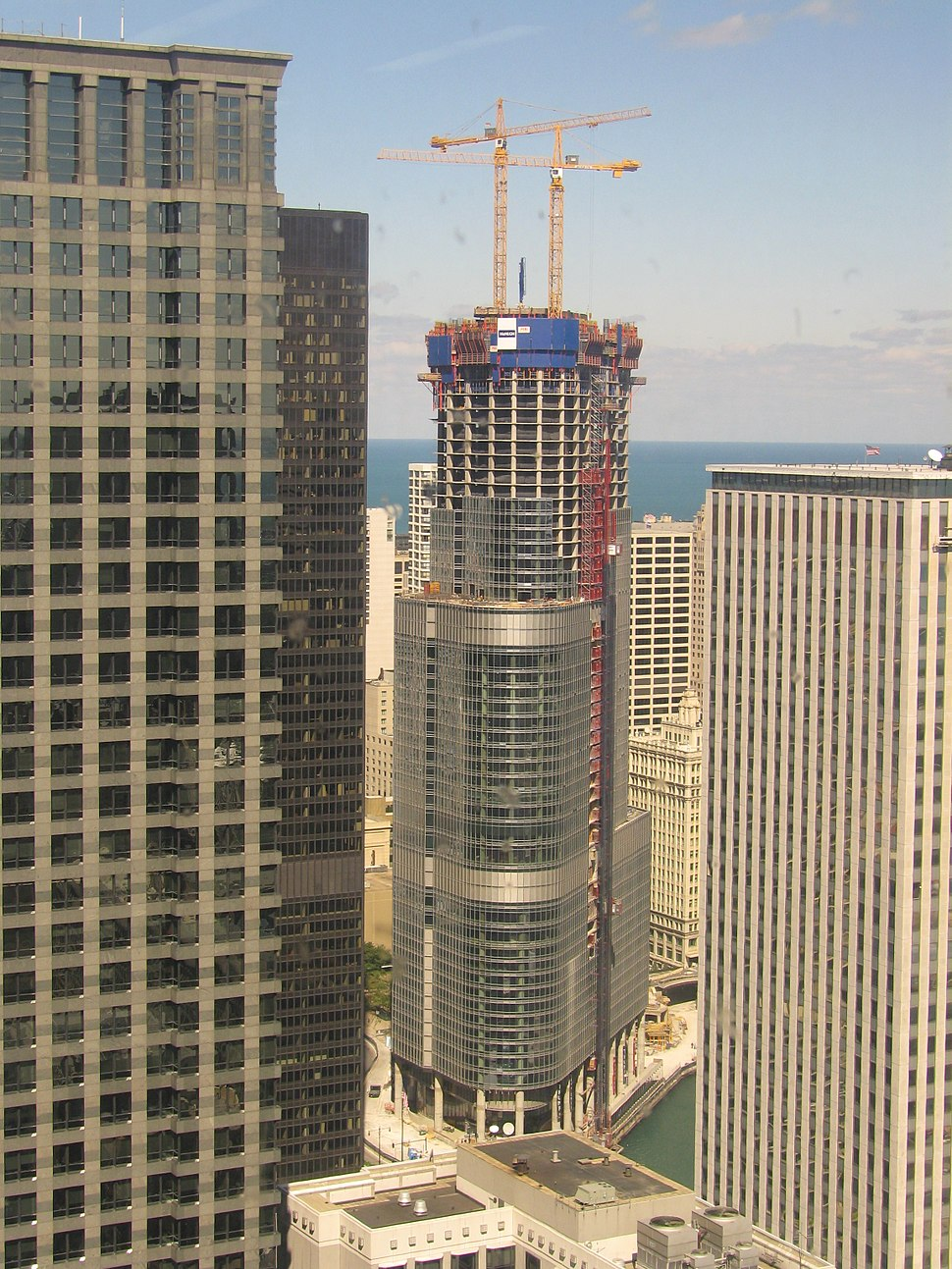 20070914 Trump International Hotel %26 Tower - Chicago