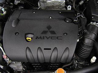 Mitsubishi 4B1 engine