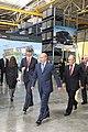 2008-05-27 Владимир Путин ознакомился с работой автосборочного предприятия Северстальавто-Елабуга (01).jpeg