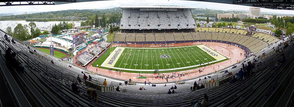 Alaska Airlines Field At Husky Stadium Wikipedia
