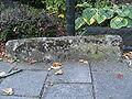 2009 Toegangssteen oude Joodse begraafplaats Lange Wal Borculo.jpg
