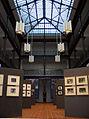 2013-03-02 Ausstellung Ernst Barlach WortGestalten Arkadenhalle Georg von Cölln Haus.jpg