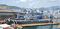 2013. 9. 천왕봉함 진수식 Rep. of Korea Navy ROK Ship Chunwangbong Launching Ceremony (9732841781).jpg