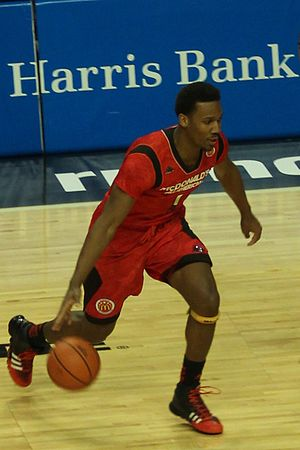 2013–14 Kansas Jayhawks men's basketball team - Wayne Selden, Jr.