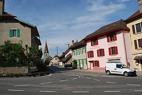 Image illustrative de l'article Rances (Vaud)