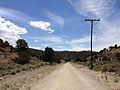2014-07-30 13 29 52 View west on Manhattan Road entering Manhattan, Nevada.JPG