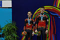 2014 Acrobatic Gymnastics World Championships - Men's pair - Awarding ceremony 04.jpg