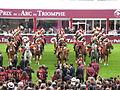 2014 Hippodrome de Longchamps (garde republicaine) Qatar Prix de l arc de triomphe 94eme edition.JPG