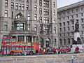 2014 Santa Cycle event at Liverpool Pier Head.jpg