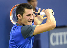 2014 US Open (Tennis) - Tournament - Bernard Tomic (14954004949).jpg
