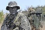 2015.3.30. 해병대1사단-수색대대 전술훈련 30th March, 2015, 1st ROKMARDIV-RECON BN Tactical Training (16475968304).jpg