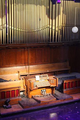 Highland Arts Theatre - Highland Arts Theatre Casavant Frères Organ