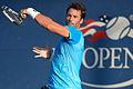 2015 US Open Tennis - Qualies - Jose Hernandez-Fernandez (DOM) def. Jonathan Eysseric (FRA) (20957370542).jpg