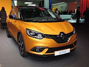 Renault Scénic - Image: 2016 03 01 Geneva Motor Show G256