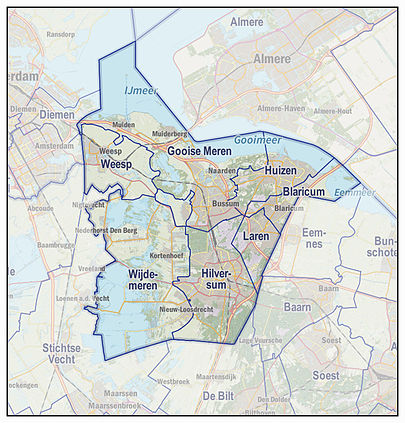 Veiligheidsregio Gooi En Vechtstreek Wikipedia | Share The ...