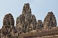2016 Angkor, Angkor Thom, Bajon (12).jpg