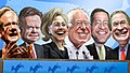 2016 Democratic Candidates - Caricatures.jpg