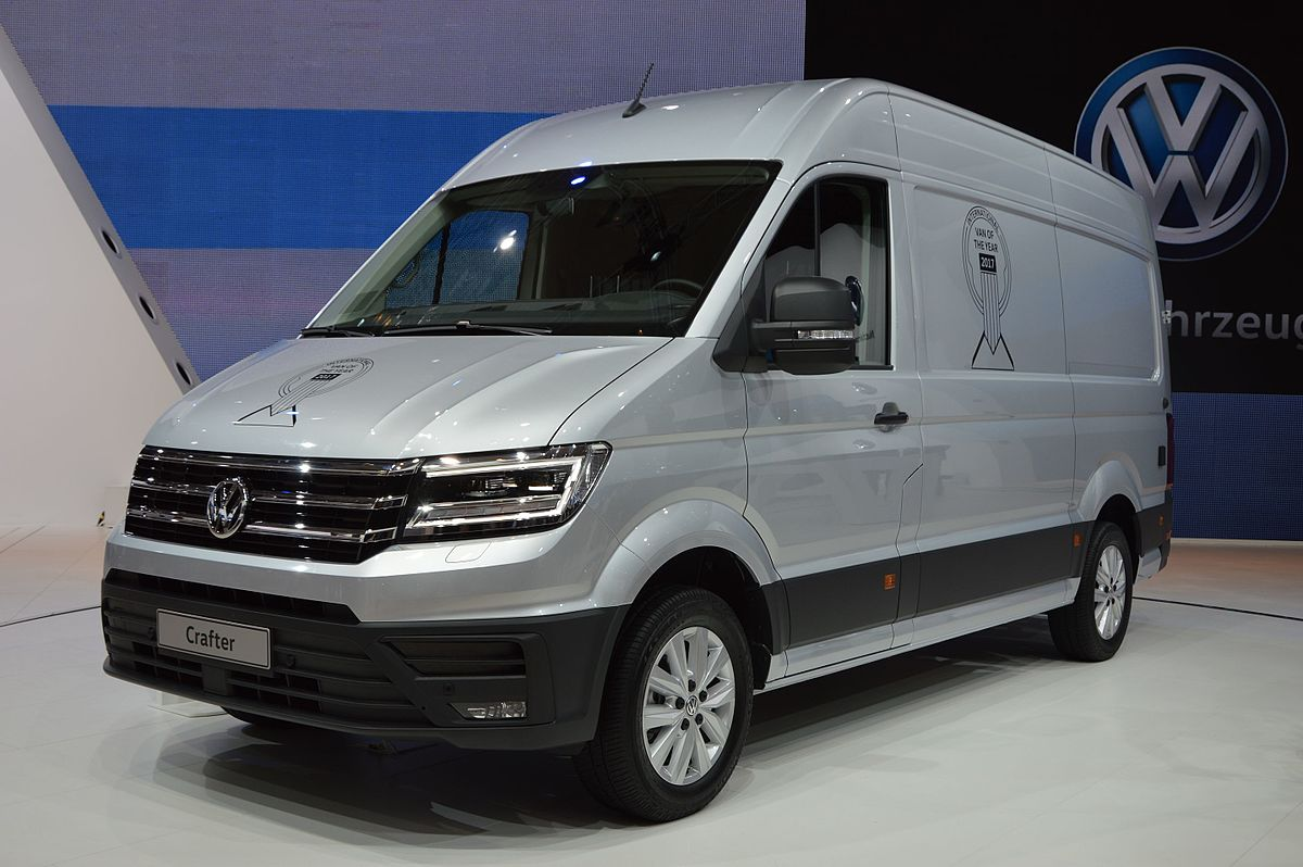 volkswagen crafter. Black Bedroom Furniture Sets. Home Design Ideas