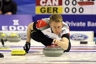 Marc Kennedy curler