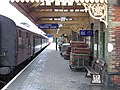 2017-01-13 North Norfolk Railway, Platform One at Sheringham Station.JPG