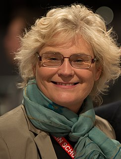 Christine Lambrecht German politician and lawyer