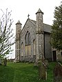 2018-04-24 East elevation, Parish church of Saint Margaret, Church Road, Thorpe Market.JPG