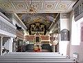 20180711315DR Helbigsdorf (Mulda) Dorfkirche Altar Orgel.jpg