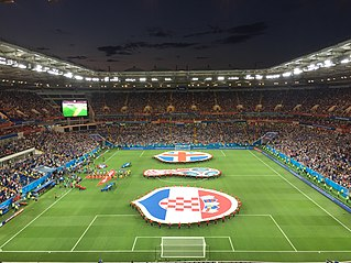 Fifa World Cup Group March Iceland Croatia 13 At The From Wikipedia