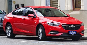 2018 Holden Commodore (ZB MY18) LT sedan (2018-08-06) 01a.jpg