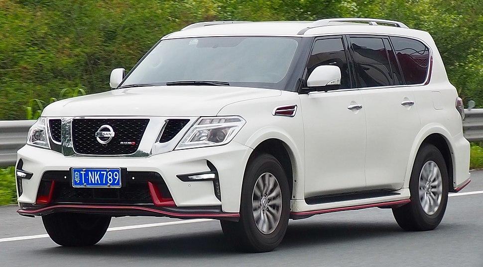 Nissan Patrol - Howling Pixel