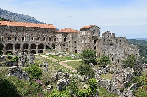Mystras (UNESCO-Welterbe in Griechenland)