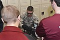 202d Engineering Squadron and 116th Air Control Wing recruiters host JROTC students 161202-Z-IV121-002.jpg