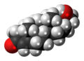 20alpha-Dihydroprogesterone 3D spacefill.png