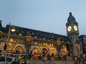 Paris Gare De Lyon Wikipedia