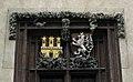 229 Escuts de Praga i Bohèmia a la façana de l'Ajuntament.jpg