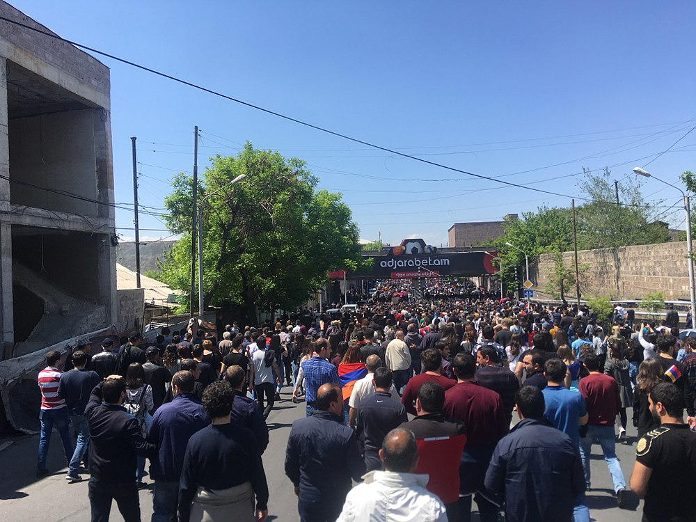 23.04.2018 Protest Demonstration, Yerevan 11.jpg