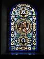 271 Santuari de Queralt, vitrall de sant Marc.jpg