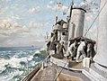 27 Knots. HMS Melampus Art.IWMART1313.jpg