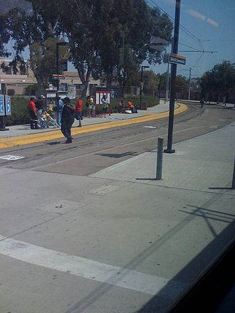 32nd & Commercial station - 32nd and Commercial Station, 2008