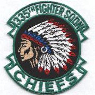 James H. Kasler - 335th Fighter Interceptor Squadron
