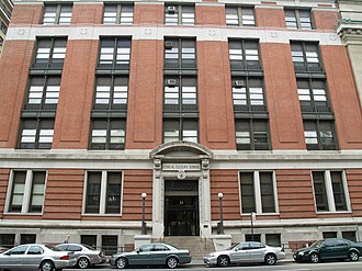 Ethical Culture Fieldston School - Ethical Culture, 33 Central Park West, New York, NY  10023