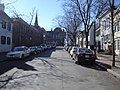 36th and O, looking towards Healy - panoramio.jpg