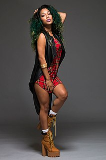 Tiffany Evans American singer-songwriter and actress