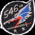 546th Bombardment Squadron - SAC - Emblem.png