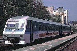 DB Class 610 - 610 003 in 1996